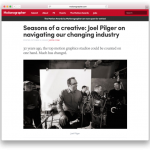 [Article] Joel Pilger & RevThink in Motionographer
